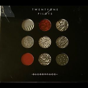 Tweenty one Pilots CD Blurryface 2015